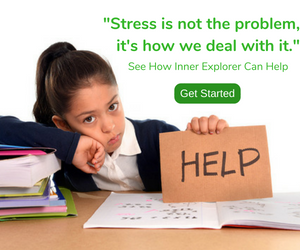 Stress is not the problem